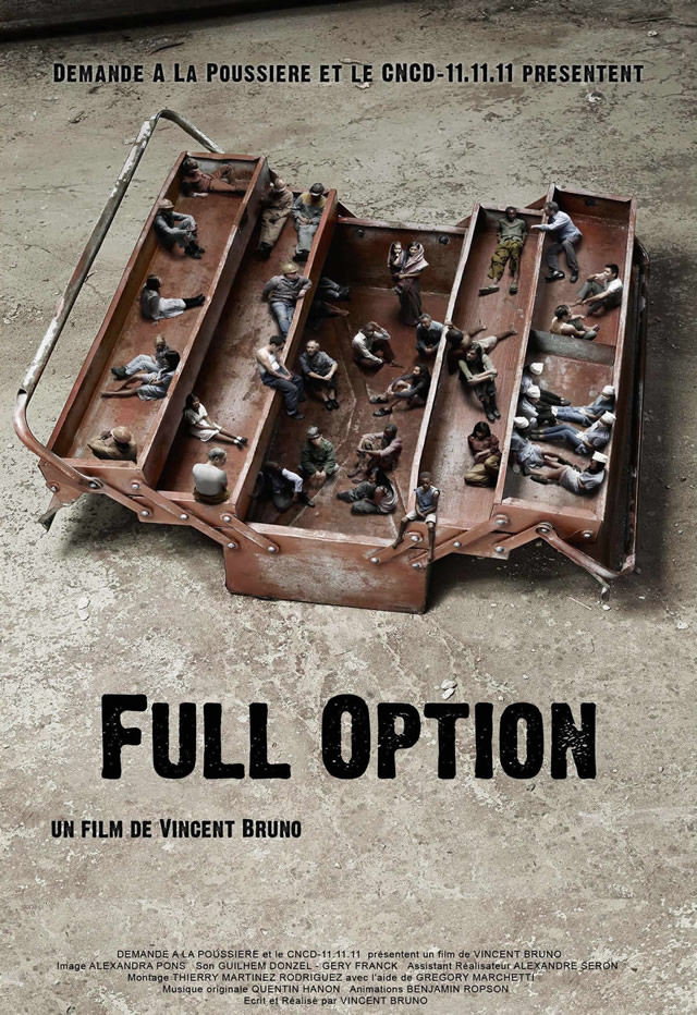 Full option. Le film