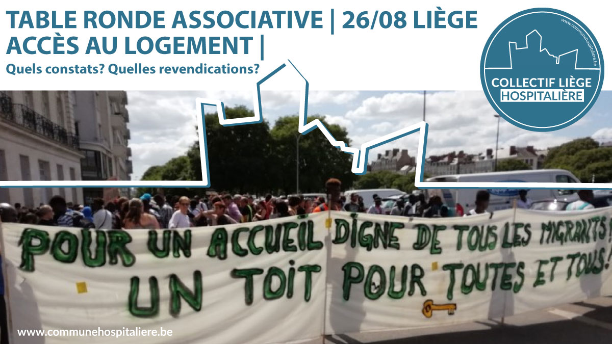 Regards croisés sur le logement-Table ronde associative