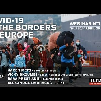 COVID-19 at the borders of Europe (Webinar)